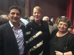 Marinucci, Margarita y Sandra Yametti